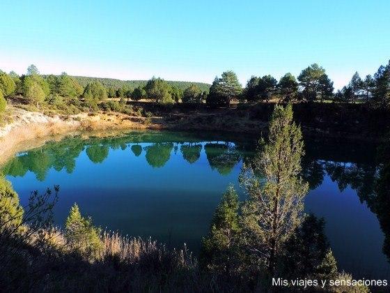 Laguna de las Cardenillas, Cañada del Hoyo, Cuenca