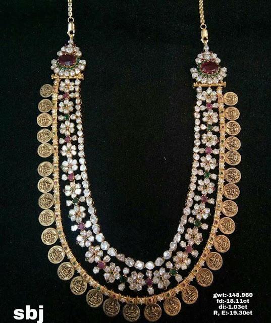 Floral Design Lakshmi Haram