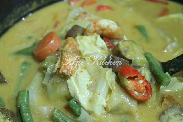 Kuah Lodeh Azie Kitchen
