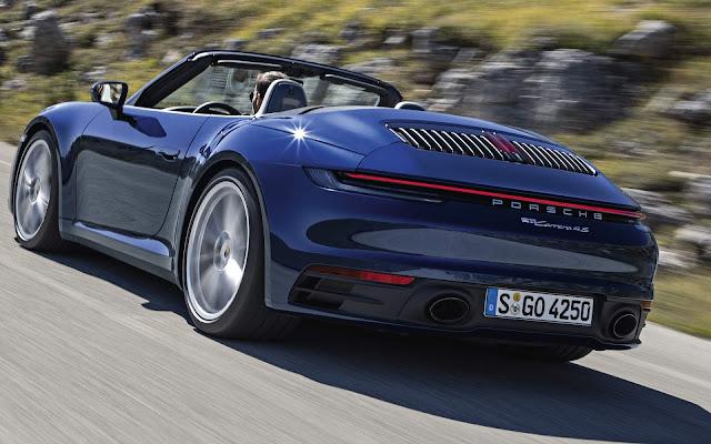Porsche 911 2020 Cabriolet