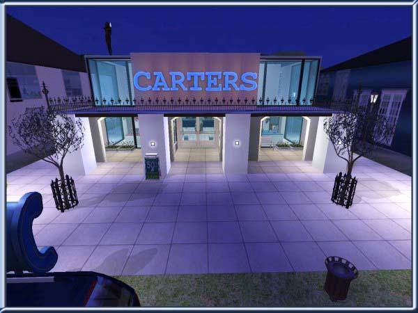 Birdgurl's Sims 2 Creations: Carter's Store