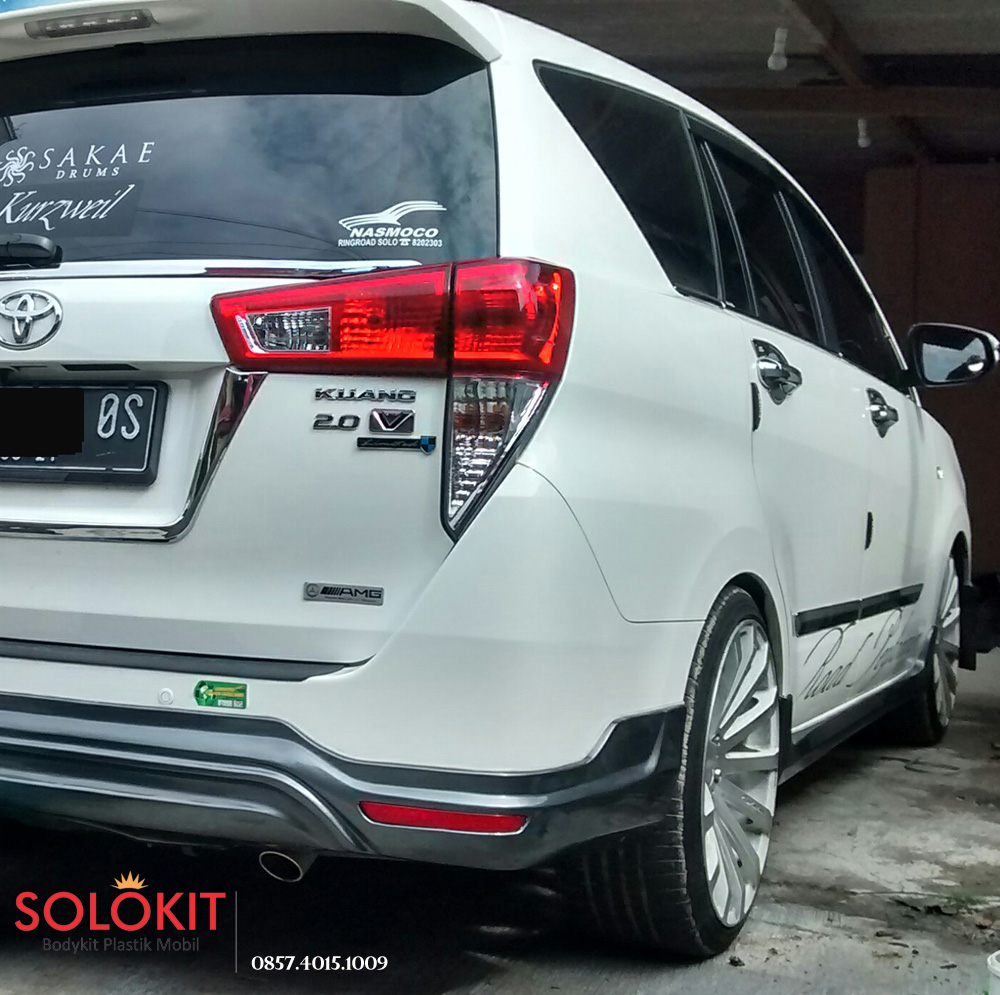 bodykit all new kijang innova toyota yaris trd matic body kit mobil duniaotto