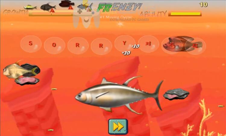 تحميل لعبة السمكة 3 Feeding Frenzy للكمبيوتر من ميديا فاير
