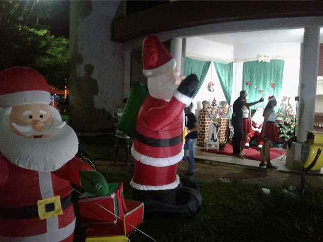 Igreja Católica - Papai Noel