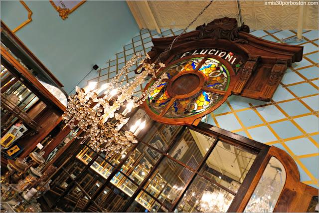 Chocolatería MarieBelle en Nueva York
