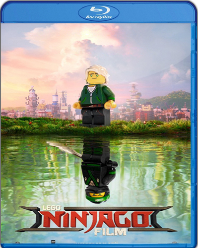 The LEGO Ninjago Movie [2017] [BD25] [Latino]