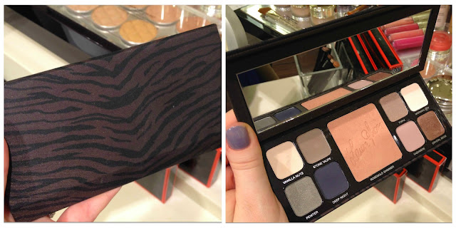 Laura Mercier Artist's Eye and Cheek Palette