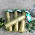 Undangan Gulung+Bambu 25cm Tile