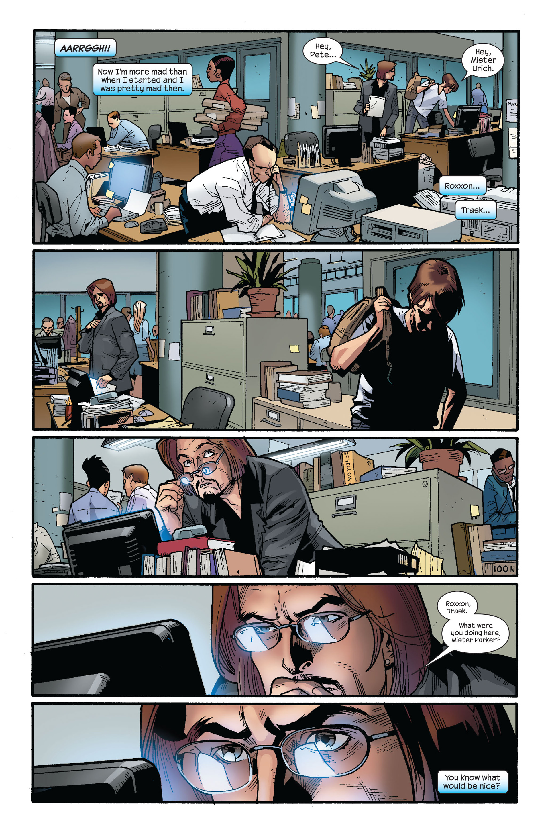 Read online Ultimate Spider-Man (2000) comic -  Issue #127 - 15