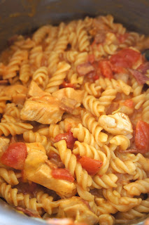Barbecue Chicken Pasta: Savory Sweet and Satisfying