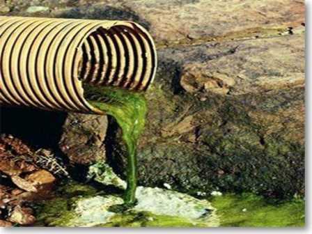 pencemaran sungai oleh limbah industri