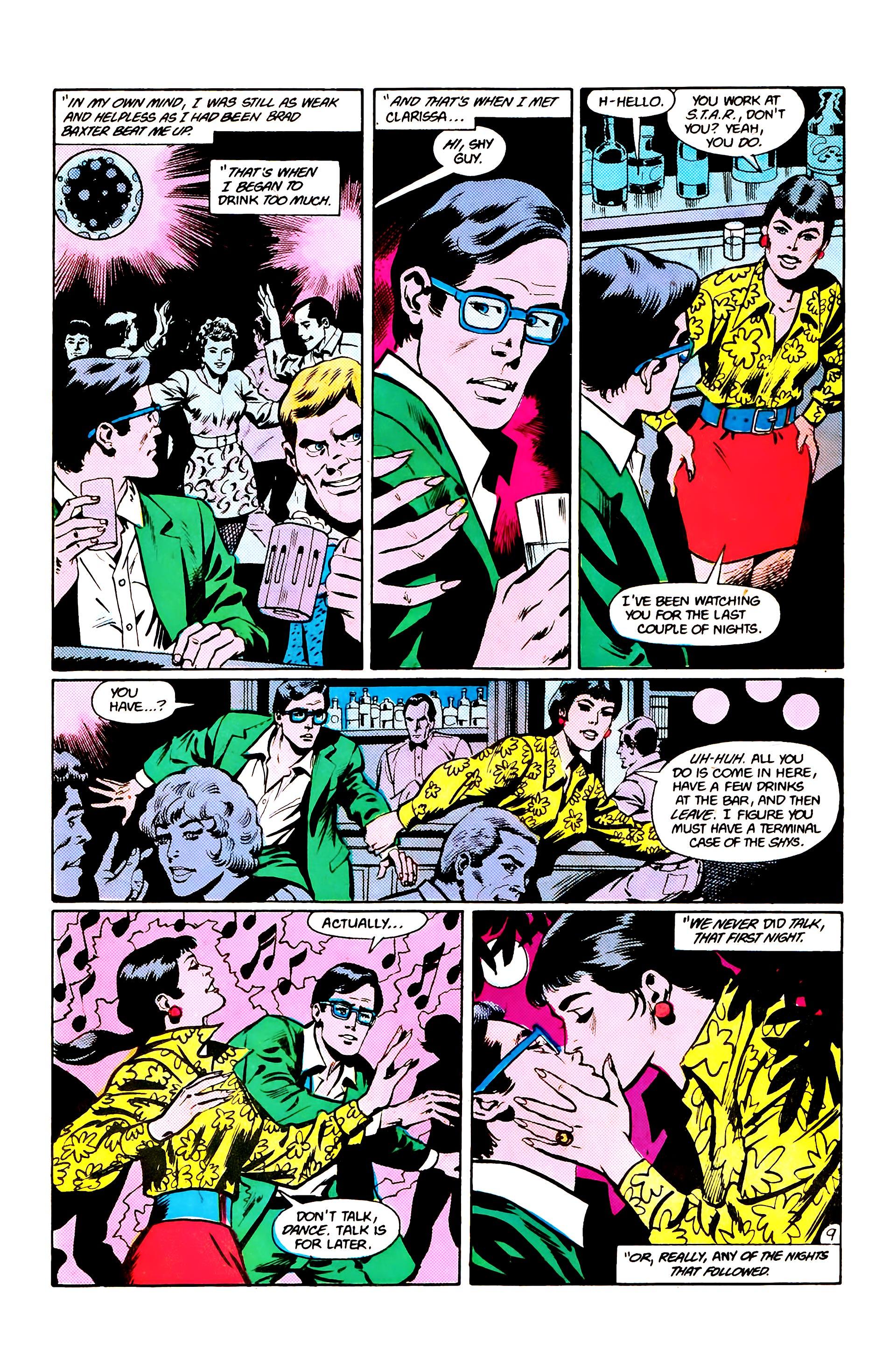 Read online Secret Origins (1986) comic -  Issue #4 - 15