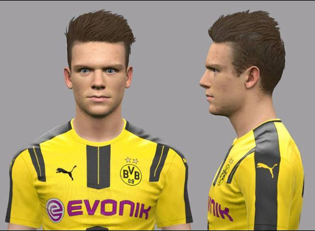 Dzenis Burnic Face PES 2017