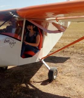 yo con la avioneta