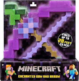 Minecraft Mattel Enchanted Bow and Arrow Gadget