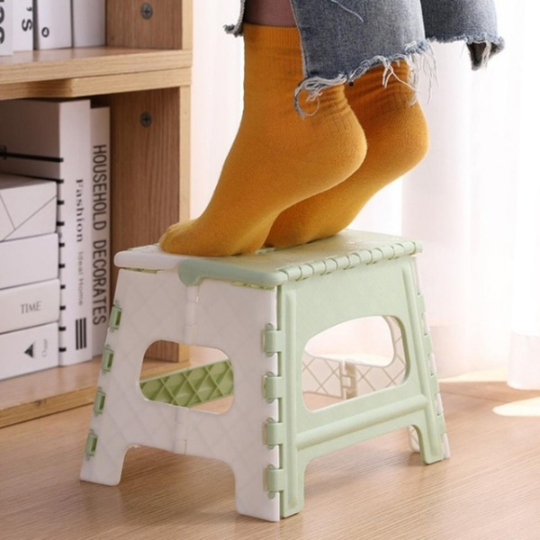 Foldable Outdoor Storage Foldable Kids holding stool camping