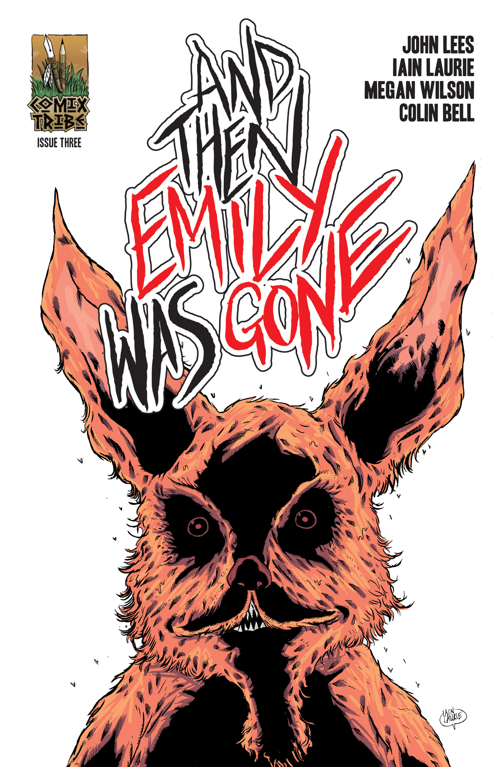 Read online And Then Emily Was Gone comic -  Issue #3 - 2