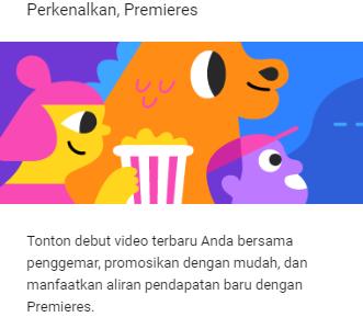 YouTube Premiere