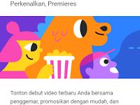Cara Membuat YouTube Premiere Channel Anda Sendiri