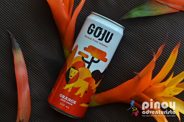 GOJU JUICE NATURAL FRUIT DRINK PHILIPPINES