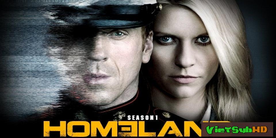 Phim Tố Quốc (quê Hương) (phần 1) Hoàn tất (12/12) VietSub HD | Homeland (season 1) 2011