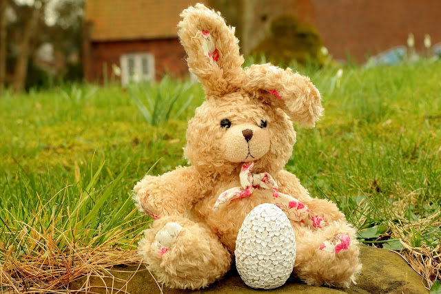 Easter Bunny Cute Images