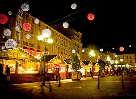 歐洲自由行,推薦,巴黎聖誕市集