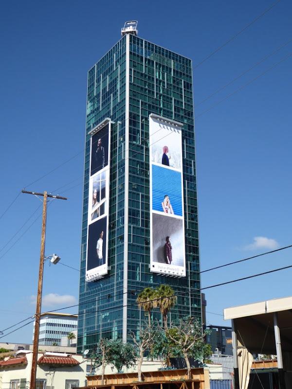 Shot on iPhone 6s portraits billboard