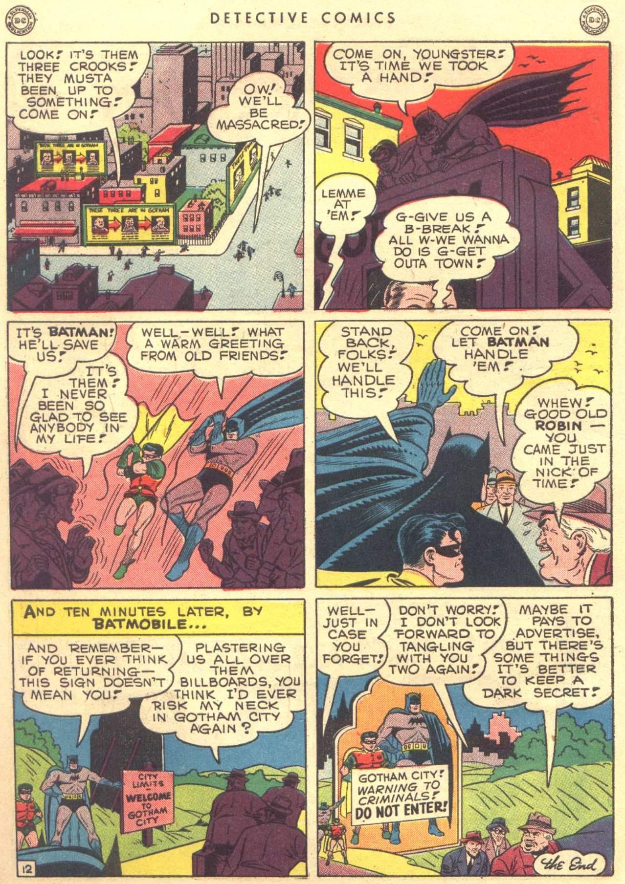 Read online Detective Comics (1937) comic -  Issue #104 - 14