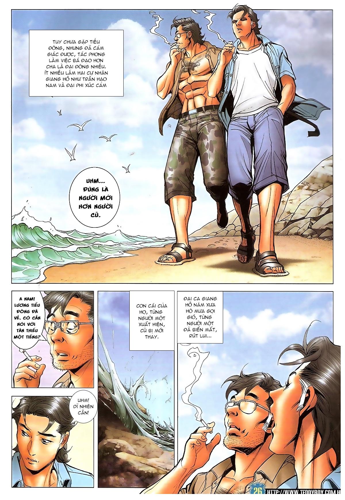 Người Trong Giang Hồ - Ngũ Hổ qui thiên - Chapter 1730: Phổ tuyển Long Đầu - Pic 24