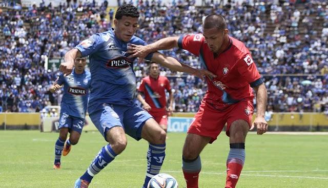 Emelec vs El Nacional en vivo