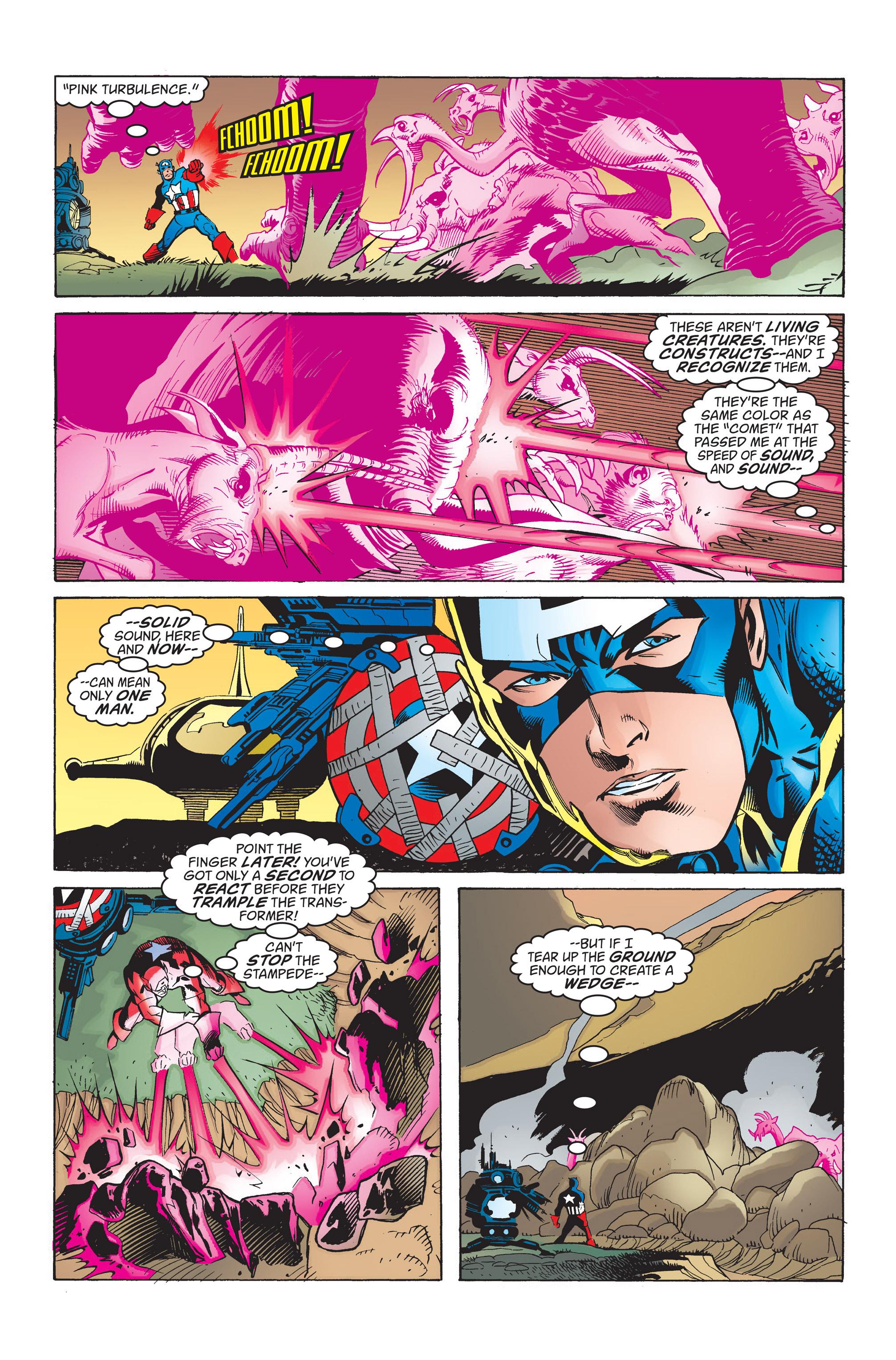 Captain America (1998) Issue #22 #28 - English 7