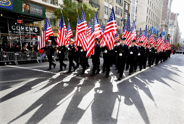 Veterans Day Parade 2016 | Latest Veterans Day parade {Happy}