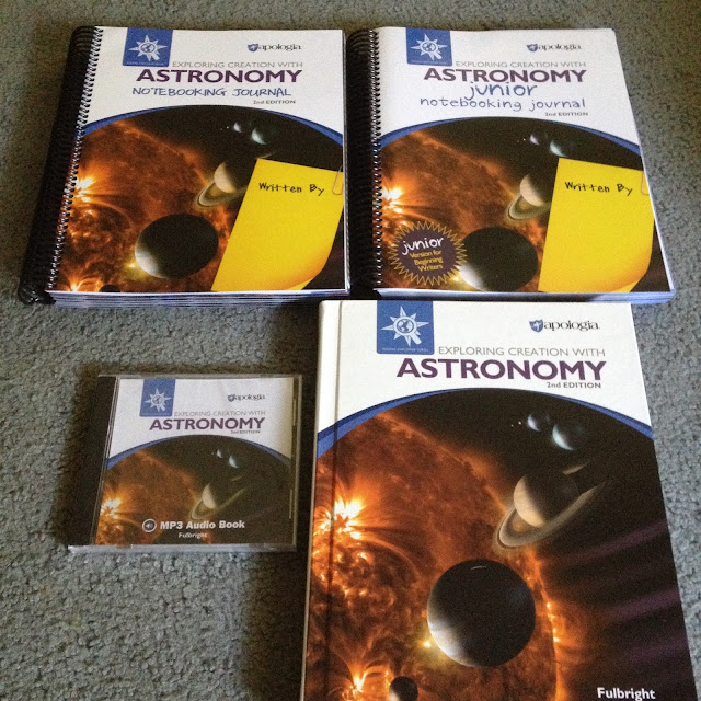 #hsreviews #apologia #astronomy #homeschoolscience, homeschool curriculum for science, grades K-6