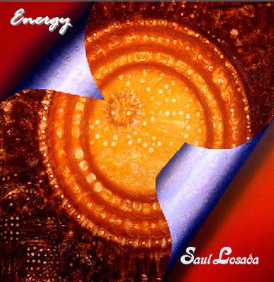 Saul Losado's Energy CD.