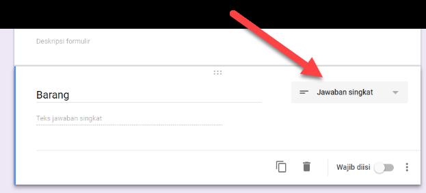 Memanfaatkan Google Form untuk Mencatat Pengeluaran