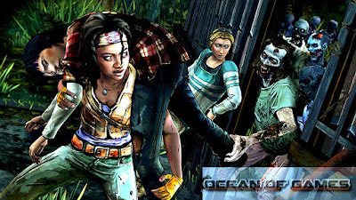 Donwload Walking Dead Michonne Episode 2 Game Setup