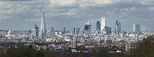 Το χρηματοπιστωτικό κέντρο του Λονδίνου