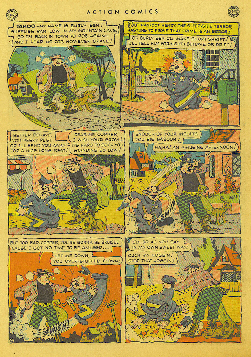 Action Comics (1938) 82 Page 16