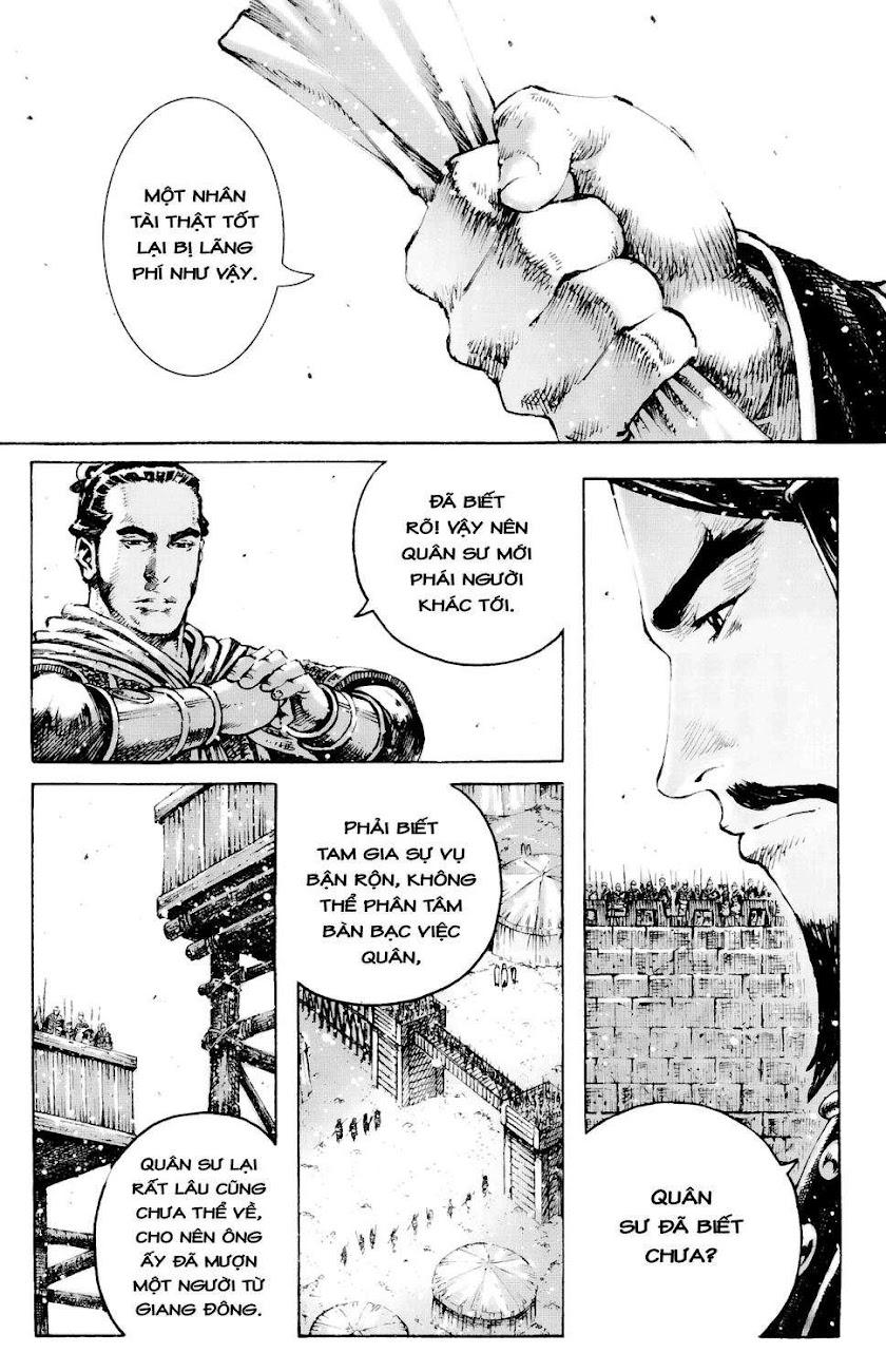Hỏa phụng liêu nguyên Chương 397: Phụ trợ quân sư [Remake] trang 15