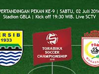 TSC 2016: Persib vs PSM Makassar