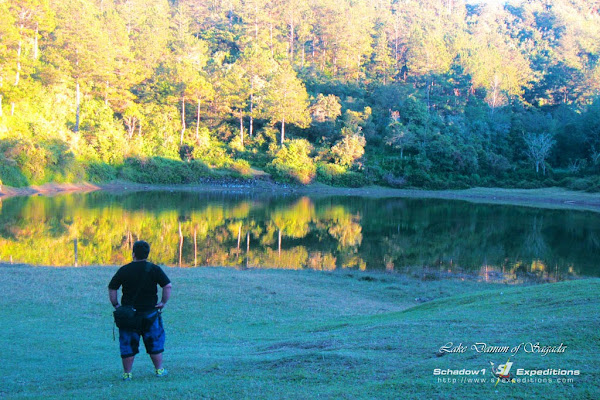 Lake Danum Sunset - Sagada - Schadow1 Expeditions