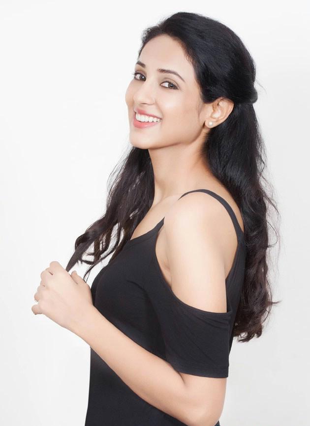 Priyashri stills from majnu movie