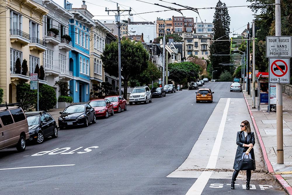 Crystal Phuong- Travel Blog- Layering up in San Francisco