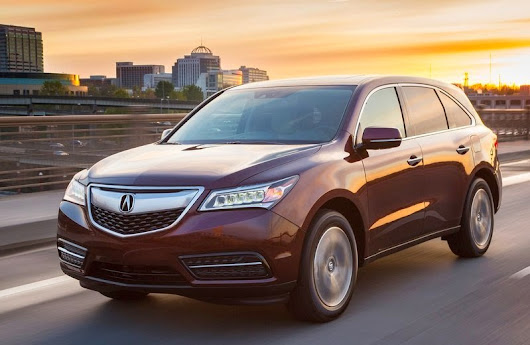 Acura MDX 2014 ~ Hottest Cars Today