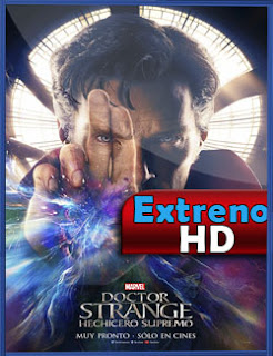 Doctor Strange: Hechicero Supremo (2016) | 3gp/Mp4/DVDRip Latino HD Mega