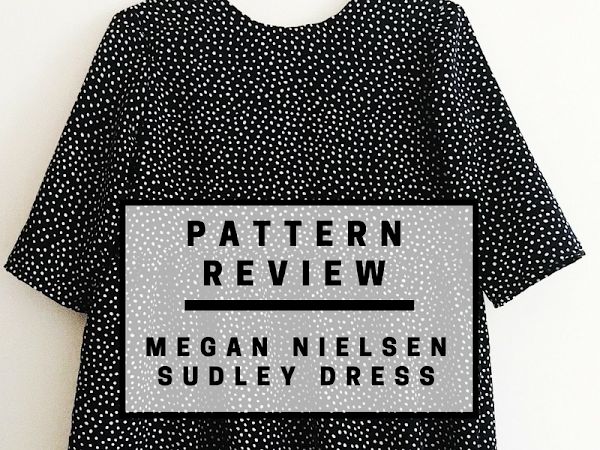 Pattern review: Sudley dress by Megan Nielsen