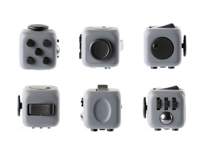 fidget cube useless machine