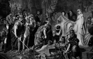 Όταν ο Ιούλιος Καίσαρ, ασπάστηκε την σωρό του Μεγάλου Αλεξάνδρου