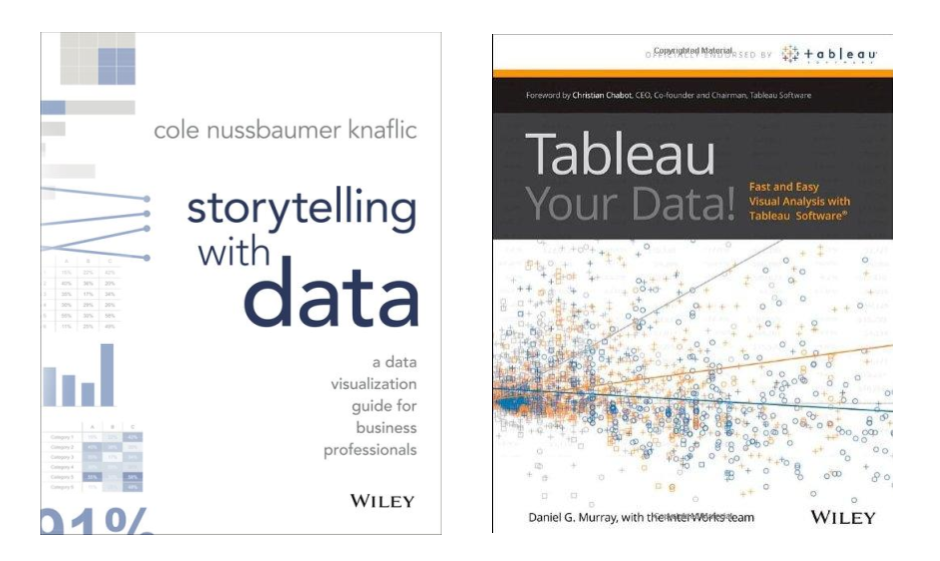 Tableau Your Data Book